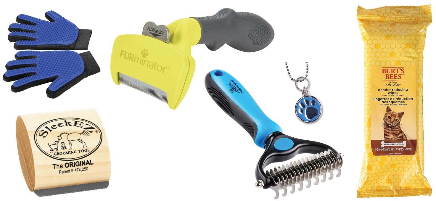 Our Favorite Cat Grooming Tools